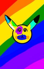 My Art book by Pokemimi