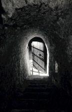 Behind the cellar door by Saminaakhter23
