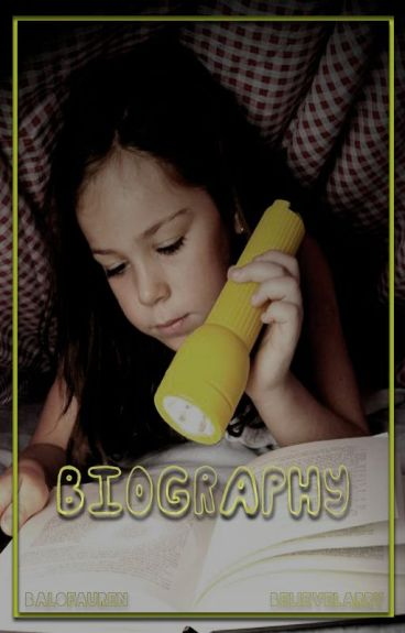 biography ❄️ {camren version}