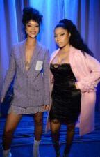 My Master Rihanna Two- A Rihanna and Nicki Minaj BDSM Love Story by santananicki