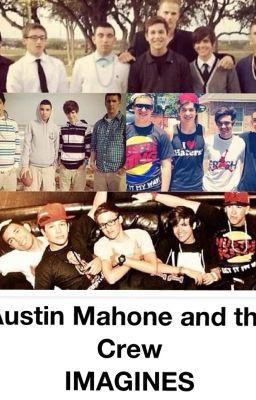 Austin Mahone and The Crew Imagines
