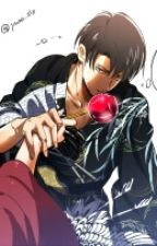 Levi, Never Let Me Go (Attack on Titan romance fanfic) by ReDucky95