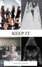 Keep It (Book 3) by NatachaWolf5h