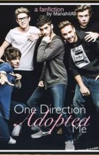 One Direction Adopted Me by Manahil22