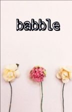 babble: sad poems for bad people by mamaseok