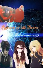 Return Of The Titans (Transformers Legends) Series 2 Book 1 by PrincessAura273