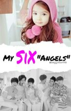 "My six ""Angels"" ♡ [exo fanfic] by aegyobunnie"