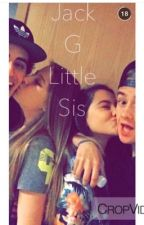 Jack Gilinsky's Little Sis by kittencrazy2