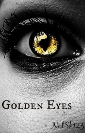 Golden Eyes by NatSk123