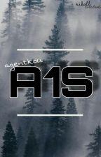 Agentkou A1S by nikolldrozdova