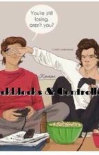 Cockblocks and Controllers - A Larry AU FanFiction - Traduzione Italiana by martuccibs89
