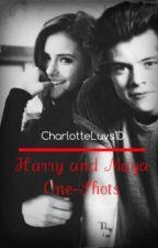 Harry and Maya One-Shots by CharlotteLuvs1D