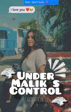 Under Malik's Control   تحت سيطرة مالك by GeminiRules_