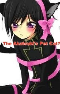 The Akatsuki's pet cat? ~a Naruto fanfiction~