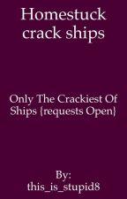 Homestuck crack ships by seahorsepriince