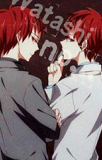 Watashi no... Akashi x Reader by Hanathor04