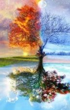 The Great Tree and the Four Seasons by blazing_dreams4