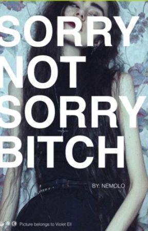 Sorry Not Sorry, Bitch by NEMOLO