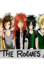 The Rogues by KageTurtle85
