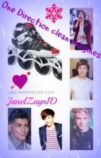 One Direction clean imagines by JanelZayn1D