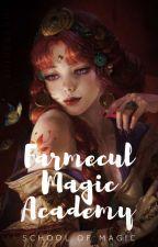 Farmecul Magic Academy: School of Magic by shineberry