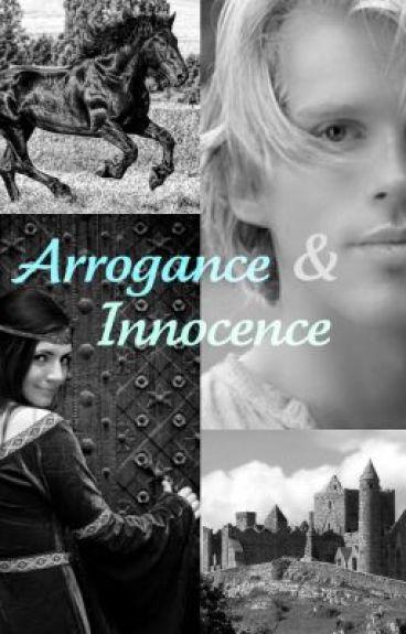 Arrogance & Innocence by punchodex