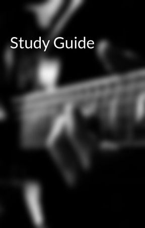 research paper study guide