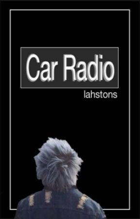 Car Radio [mgc] by -anthology