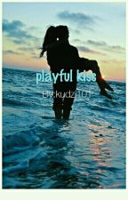 Playful kiss (On Hold) by kudzi101