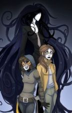 SlenderBro's meet their opposites by The_Smiley_Face_