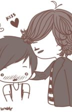 I Love You, Kitty [Larry, √ ] by lxrreh-x