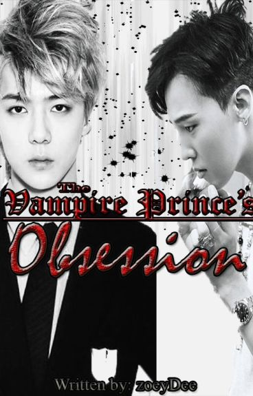 The Vampire Prince's Obsession