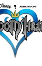 Kingdom Hearts @ WhatsApp by RebeccaSch