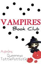Vampires Book Club (OPEN!) by BlueKrngl