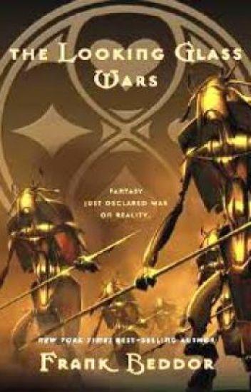 Fan Fiction- Looking Glass Wars: Chapter 1