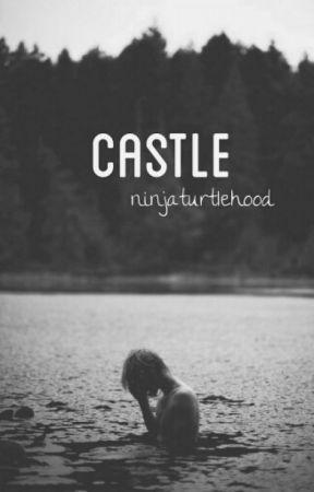 Castle • Cake by ninjaturtlehood
