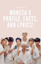 Monsta X Profile, Facts, and Lyrics! by hungryaco