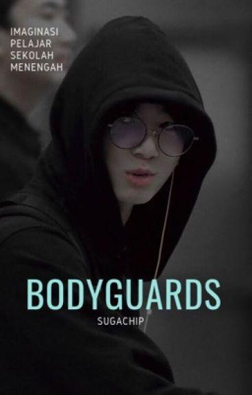 Kingka become a Bodyguard [C]
