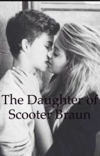 The daughter of Scooter Braun (A Justin Bieber Love Story) by juju_bieber_1994