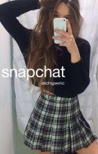 Snapchat. by alchgwric