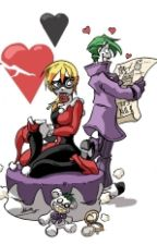 Harley Quinn & The Joker:  by SoyOmegaGhoul