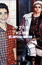 Boyce Twins. (Cameron Boyce) by savingbts