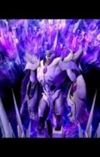 Megatron's Tochter (TFP) by ruffy_1