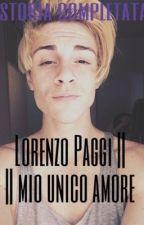 Lorenzo Paggi  mio unico amore. [completata] by kaliiim