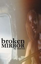 broken mirror → marvel by musichettas