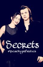 Secrets (ON HOLD)  by peachyinfinities