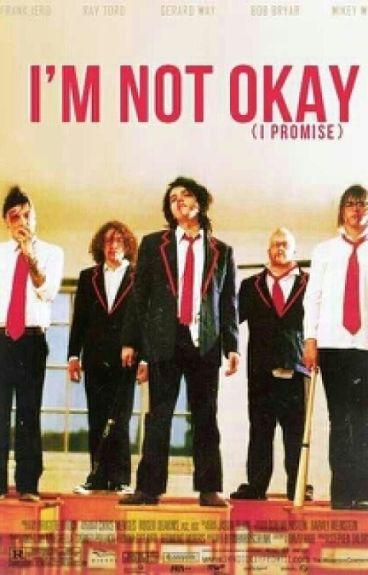 I'm Not Okay, I Promise (A Frank Iero x Reader)