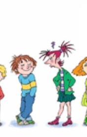 Horrid Henry & Moody Margaret by HorridHenry1