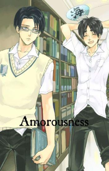Amorousness [Ereri/Riren; CZ]