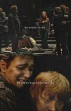 Perder a un igual. (George Weasley) by veroyu